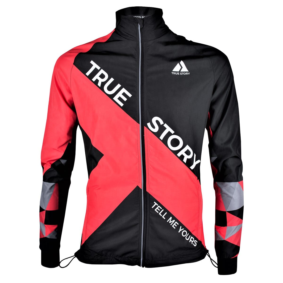Shield warm up jacket