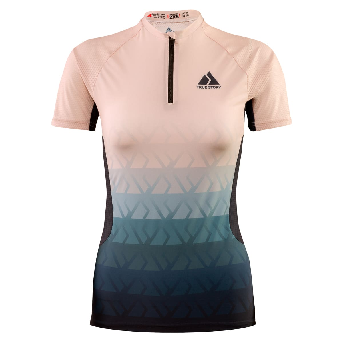 04| Elite trail running shirt, WOMEN