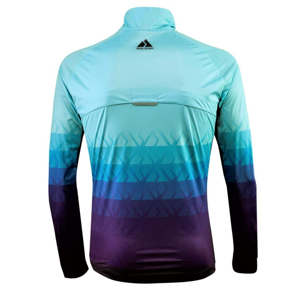 Windstopper training jacket